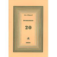 ÉPIGRAMMES 20