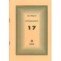 ÉPIGRAMMES 17