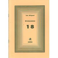 ÉPIGRAMMES 18