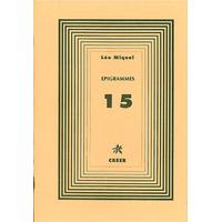 ÉPIGRAMMES 15