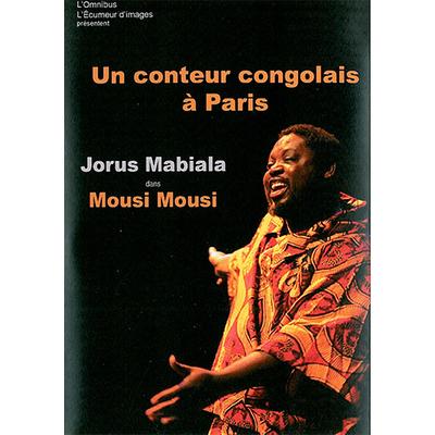 UN CONTEUR CONGOLAIS A PARIS