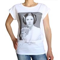 T-shirt Princesse Leia - Femme