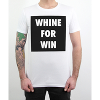 T-shirt Whine for Win
