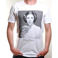Tee-Shirt Princesse Leia