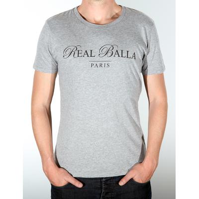 Tee-shirt Real Balla gris