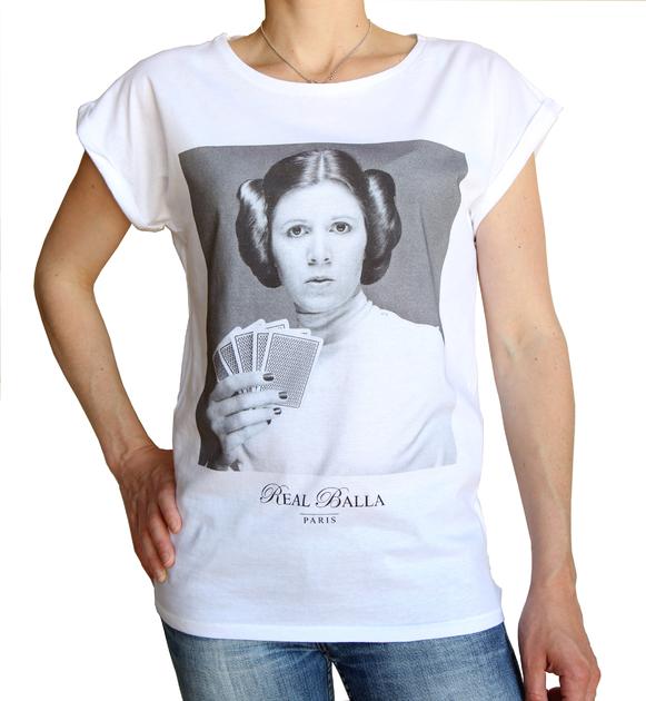 Princesse Leia T-Shirt Femme