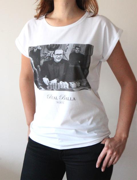 Tshirt Femme Chirac