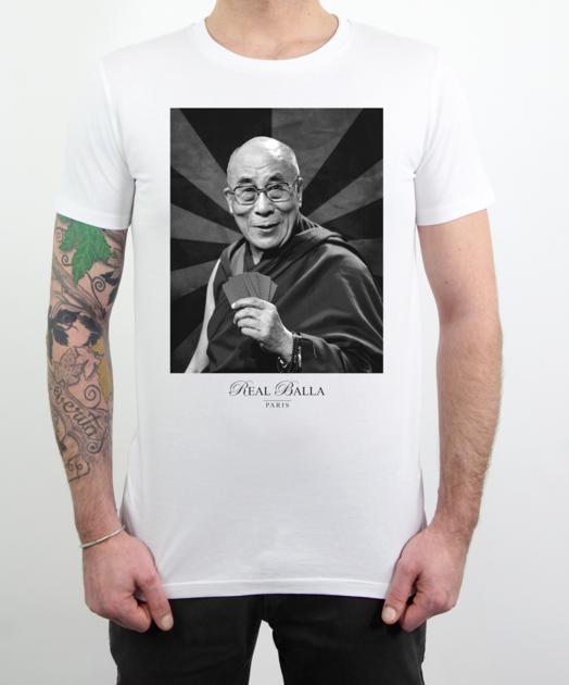 Leads Dalai Lama