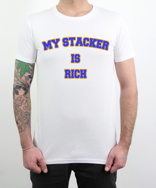 Leads My Stacker is rich