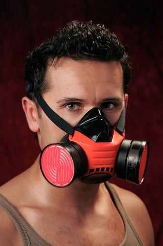 Demi masque de protection