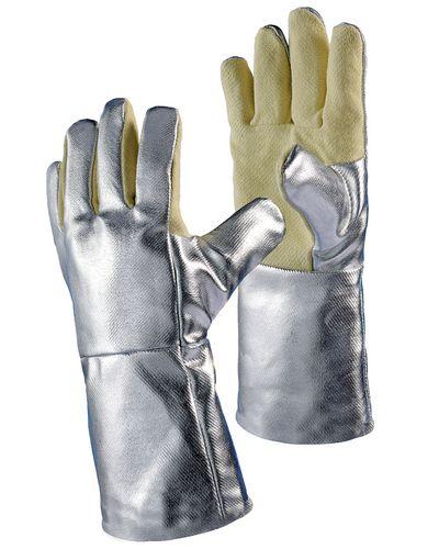 Gants anti chaleur en textile