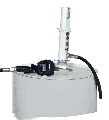 Pompe pneumatique à piston