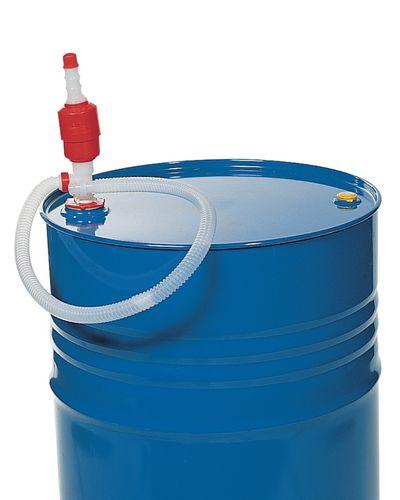 Pompe manuelle pour produits chimiques