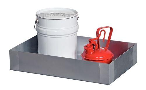 Bac de rétention pour petits récipients, 20 litres