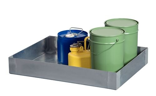 Bac de rétention pour petits récipients, 30 litres