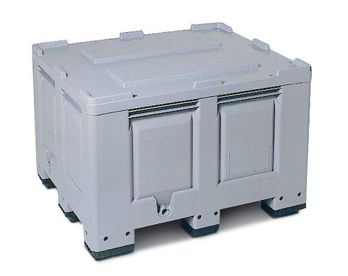 Conteneur de collecte en PE, 670 litres