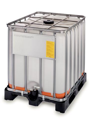 cuve de 1000 litres avec palette produits dangereux ex. Black Bedroom Furniture Sets. Home Design Ideas