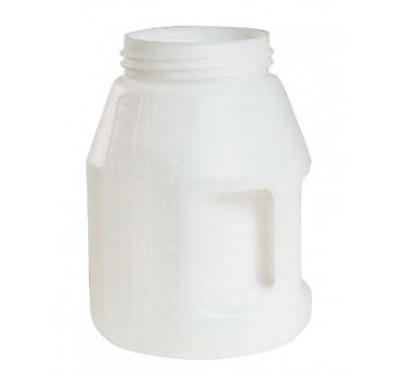 Flacon en polyéthylène, 5 litres
