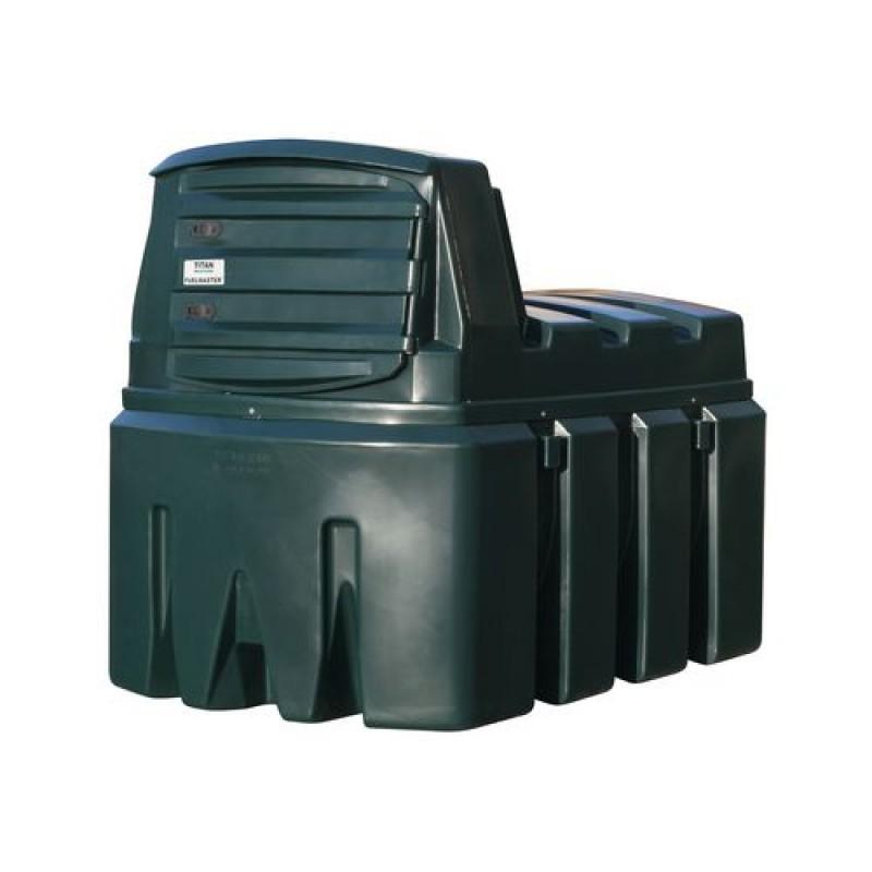 Cuve à gasoil stationnaire volume 2500 litres