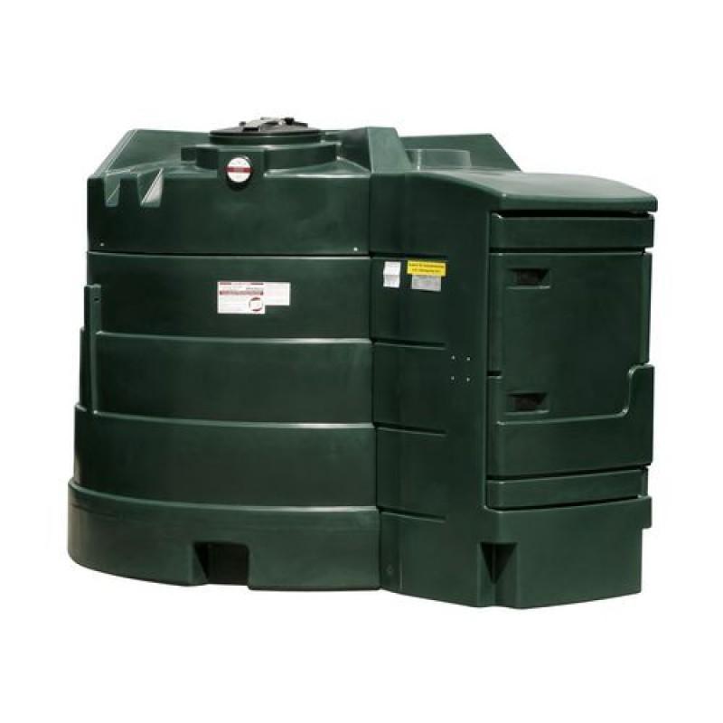 cuves à gasoil stationnaires volume 3500 litres