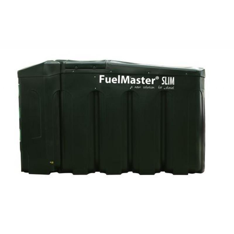 Cuve à gasoil stationnaire volume 4000 litres