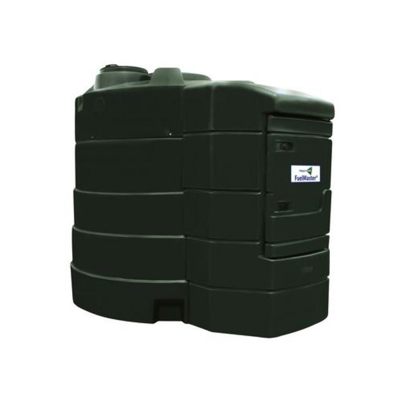 Cuve à gasoil stationnaire volume 5000 litres
