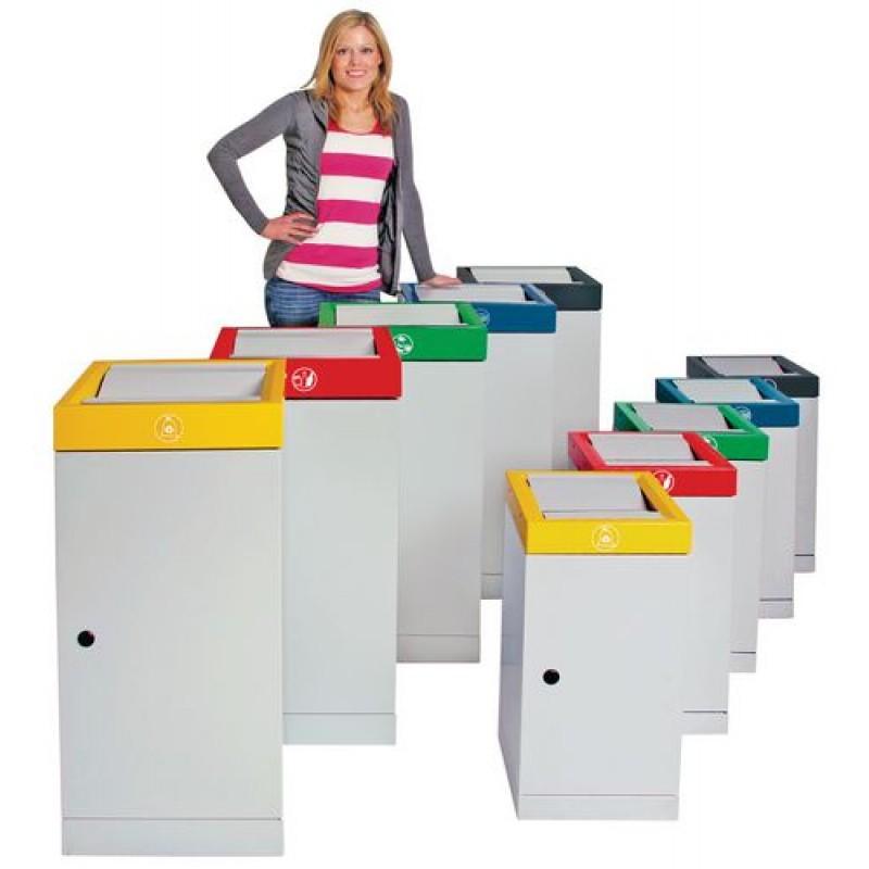 poubelle-avec-couvercle-basculant-30-l-corps-blanc-aluminium-partie-superieure-jaune-30
