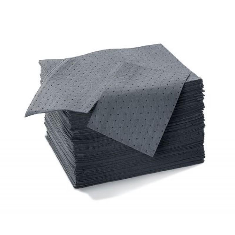 Feuilles absorbantes pour produits non agressifs