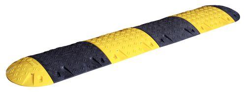Embout pour ralentisseur jaune, vitesse max 10 km/h