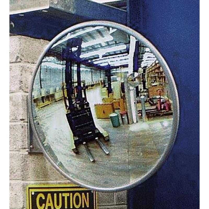 Miroir panoramique, rond, 800 mm, en plexiglas