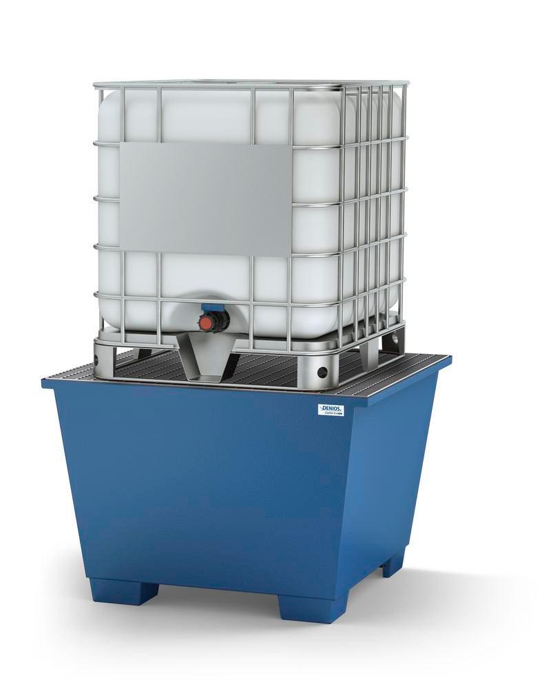 Bac de rétention pour 1 cuve de 1000 litres