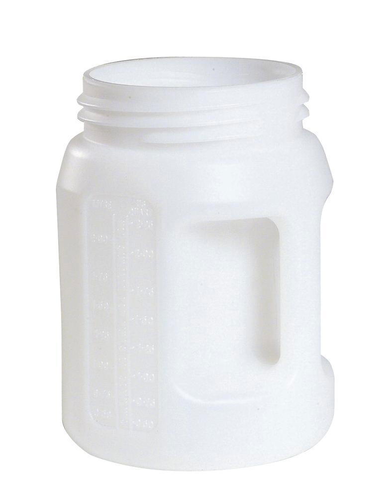 Flacon en plastique, 2 litres