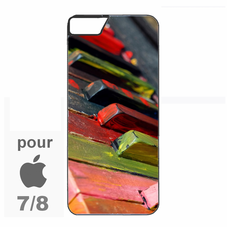 coque iphone 7 piano