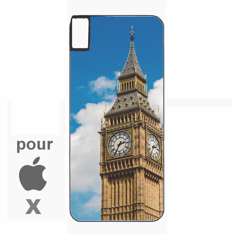 coque iphone x big ben