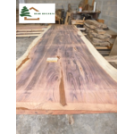 plateau sequoia structuré live edge s143