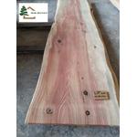 plateau sequoia live edge structuré ss178