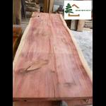 plateau sequoia live edge structuré ss223