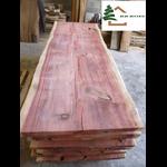 plateau sequoia live edge structuré ss224