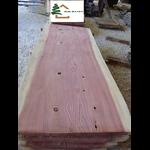 plateau sequoia live edge structuré ss235