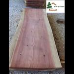 plateau sequoia live edge structuré ss233