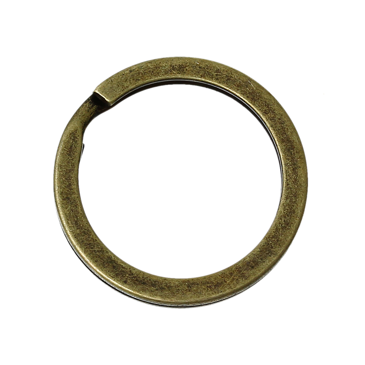 1 Porte-clés anneau brisé Bronze