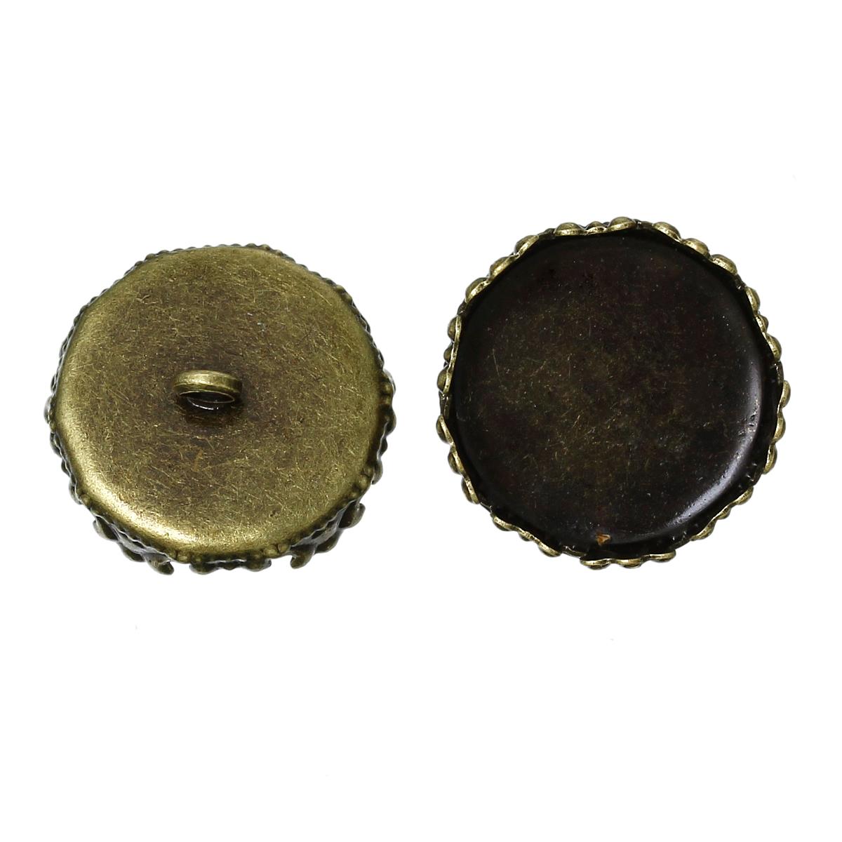 Couvercle, fermeture, socle fermoir à coller ou coupelle pour globe ou fiole en verre