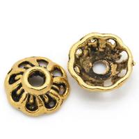Lot de 14 Coupelles en métal doré 9mm