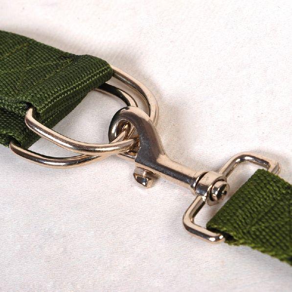 harnais pour chien harnais pour chien en nylon vert arm e. Black Bedroom Furniture Sets. Home Design Ideas