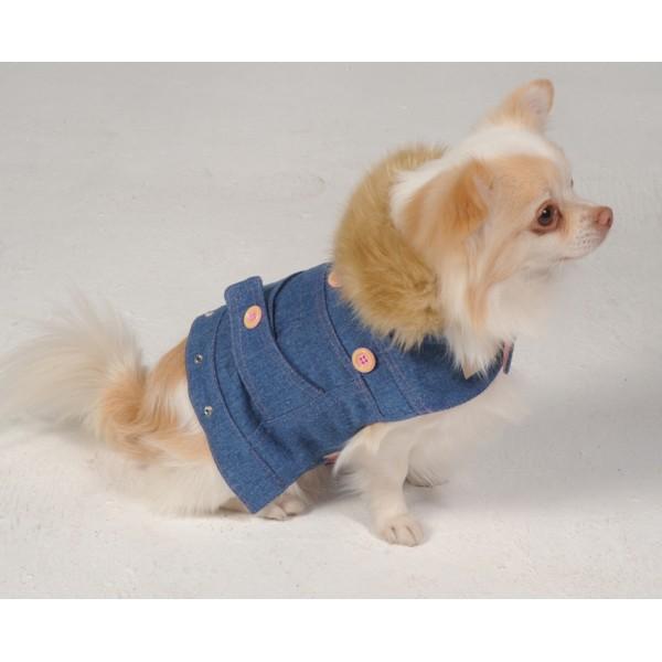 manteaux pour petits chiens