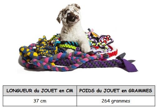 jouet pour grand chien jouet chien corde tress e gros chien. Black Bedroom Furniture Sets. Home Design Ideas