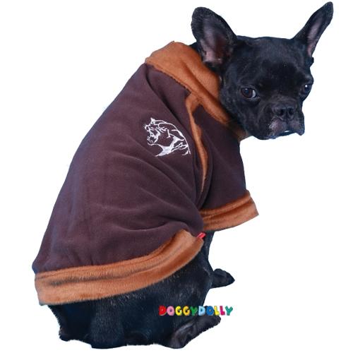 Manteau pour chien manteau pour chien t te de tigre veste - Tigre polaire ...