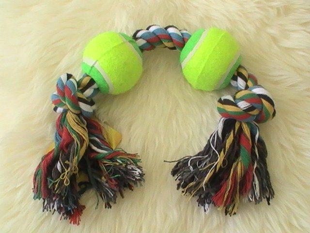 jouet pour gros chien corde tress e pour grand chien 16 euros. Black Bedroom Furniture Sets. Home Design Ideas