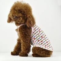 T-SHIRT POUR PETIT CHIEN - t shirt rose à bretelles