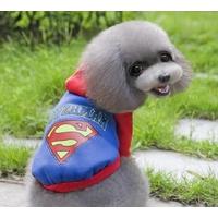 JOGGING POUR CHIEN jogging Superman pour chien